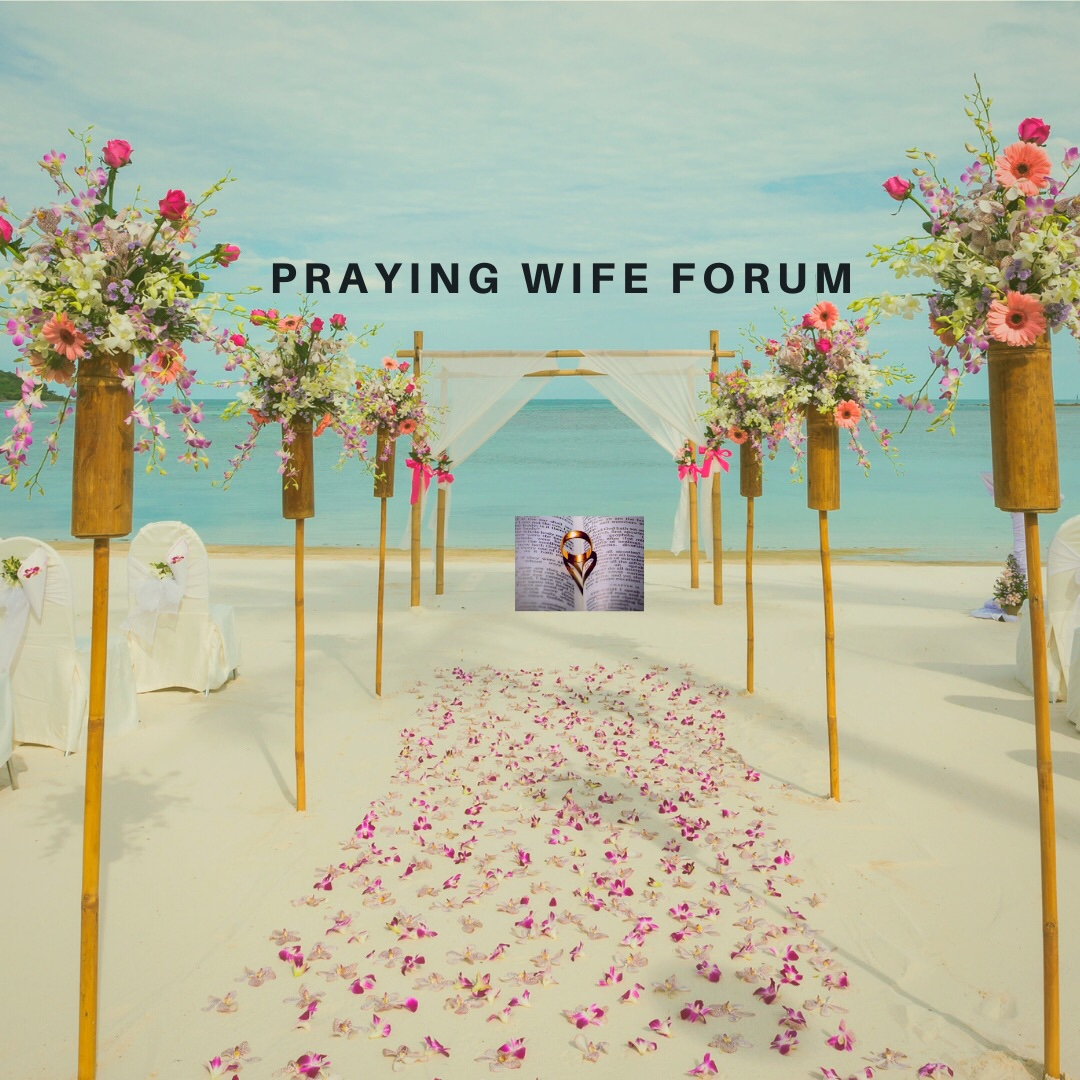 copy of copy of praying wife forum