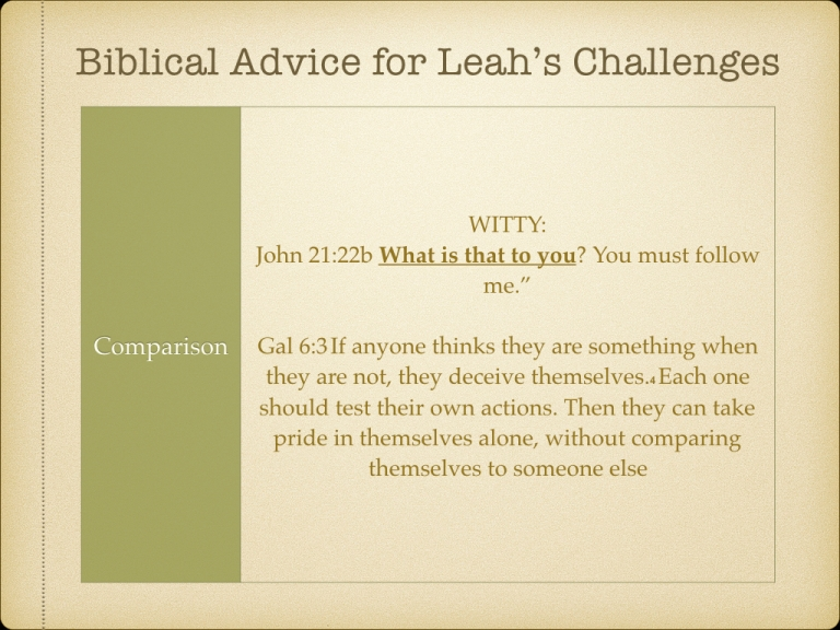 LEAH STUDY images Not picked by Man but Chosen By God.051