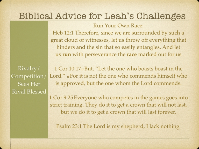LEAH STUDY images Not picked by Man but Chosen By God.056