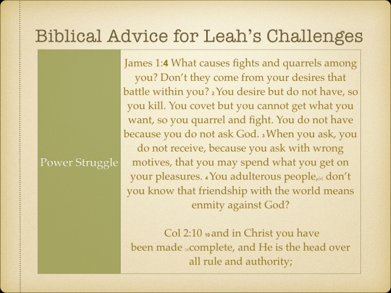 LEAH STUDY images Not picked by Man but Chosen By God.058