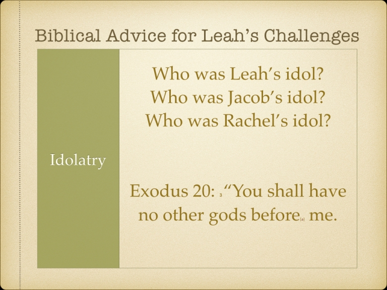 LEAH STUDY images Not picked by Man but Chosen By God.068