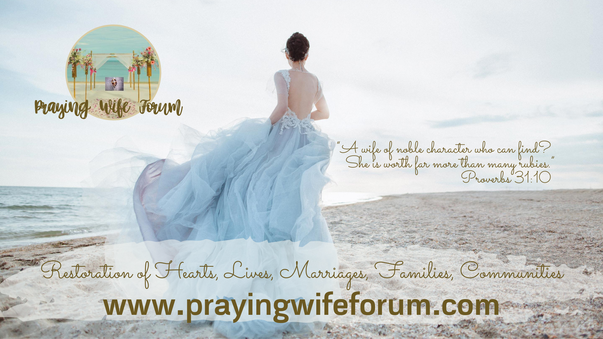 Praying W.I.F.E. Forum